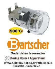 718.A0YX.D1A4.A12 - Ovenlamp 230V 15W fitting E14 temp. bestendigheid 300°C BARTSCHER YXD-1AE