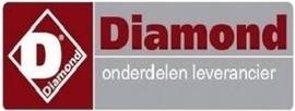 133DG00046 - Knop voor thermostaat stoomgrill DIAMOND GCV/MX