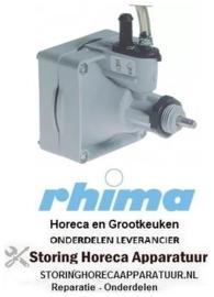 513361731 - Doseerapparaat zonder hulp drukaansluiting glansspoelmiddel voor vaatwasser RHIMA