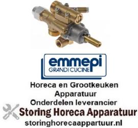 691101086 - Gaskraan type 22S/O gasingang M20x1,5 (pijp ø 12mm) EMMEPI