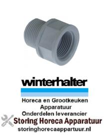 """339524648 - Verlenging draad 3/4"""" voor vaatwasser Winterhalter"""