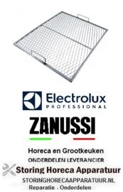 794211037 - lavasteenrooster L 715mm B 595mm Electrolux, Zanussi