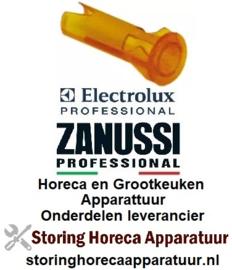 159359124 - Signaallampfitting inbouwmaat ø10mm geel rond Electrolux , Zanussi