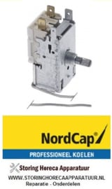 3901022600059 - Thermostaat ø 2mm capillaire 500 mm  NordCap KU 380