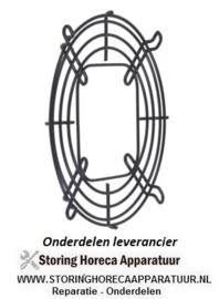 225601.579 - Rooster voor ventilatorblad ø 154 mm H 11 mm bevestigingsafstand  190 mm