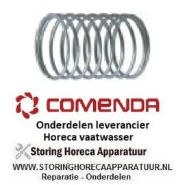 323450232 - Drukveer overlooppijp vaatwasser COMENDA