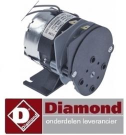 047.561.035.00 - Timer heteluchtoven DIAMOND CGE11