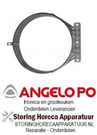594418100 - Verwarmingselement 4150W 230V voor Angelo Po oven