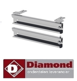 022TOS-L2 - Set 2 laden: slot gemonteerd  (2 stuks) DIAMOND
