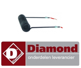 478RESI0081 - BOVENSTE VERWARMINGSELEMENT 08/50 2800 WATT DIAMOND