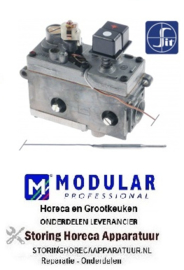 VE951101132 - Gasthermostaat type MINISIT 710  t.max. 100-340°C MODULAR