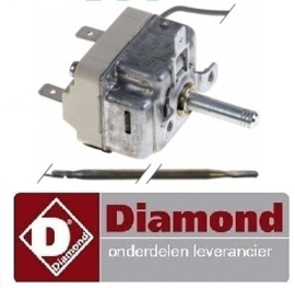 0158.A88TX770.05 - Thermostaat t.max. 450°C pizza oven DIAMOND E3F/24R
