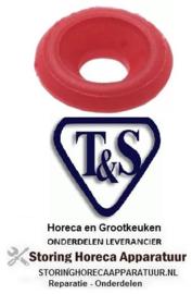 594215 - Markeringskap rood T&S
