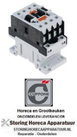 783380714 - Relais AC1 25A 230VAC (AC3/400V) Cuppone
