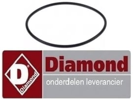 532456076 - O-Ring voor filter voorlader vaatwasser DIAMOND D86