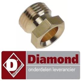 4800C3646 - Knelschroef voor gasfornuis DIAMOND G17/4F8T-N