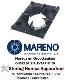 019CM018402 - Branderrooster B 290mm L 345mm gasfornuis passend voor serie MARENO 700