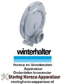 112502012 - Pompdekseldeel voor waspomp  vaatwasser  WINTERHALTER