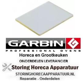 313359296 - Lampglas L 74mm B 58mm voor oven GARBIN