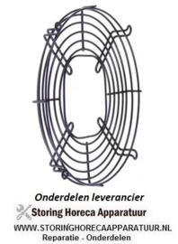 361601.581 - Rooster voor ventilatorblad ø 200 mm H 25 mm bevestigingsafstand  236 mm