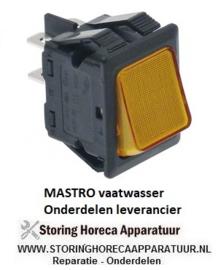 49112039115 - Wipschakelaar vaatwasser MASTRO GLB0037-FN