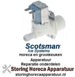123373000 - Magneetventiel enkel recht 24V voor ijsmachine Scotsman