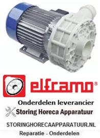 274499226 - Waspomp vaatwasser 230/400V,  50Hz,  fasen 3,  1,5 kW ELFRAMO