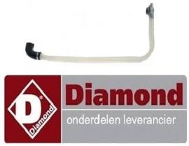 4498518645 - Waspijp L 690mm voor vaatwasser DIAMOND D86