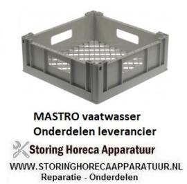 97612025069 - Universeel vaatwaskorf MASTRO GLB0037-FN