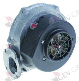 601181 - OVEN Radiaalventilator / Branderventilatoren  230V spanning AC 50Hz 100W H1 170mm L1 175mm D1 ø 50mm B1 115mm B2 40mm