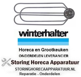 114420397 - Winterhalter verwarmingselement 6000 Watt - 230 Volt WINTERHALTER