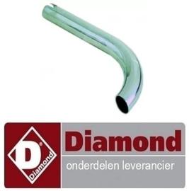 514RTCU700318  - Afvoer buisje van vet friteuse  DIAMOND G60/F8-3T, G60/F16-6T