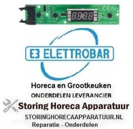 404404017 - Bedieningsprintplaat vaatwasser passend voor ELETTROBAR