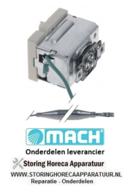 94880004311 - Thermostaat t.max. 90°C MACH MS1100