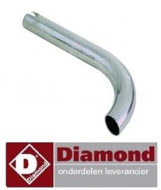 515.631.000.00 - Afvoerpijp pastakoker DIAMOND E65/CP4T(230V/3)