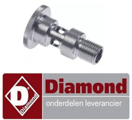 74480700 - Naspoelarmas inbouwpositie boven of onder vaatwasser DIAMOND DK7/2-NP