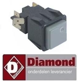 179RTFOC00362 - Drukschakelaar 2 snelheden oven DIAMOND PFE 5D