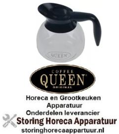 292960014 - Koffiepot 1,8 liter glas passend voor COFFEE QUEEN