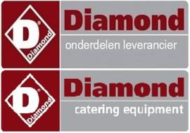 209168867 - KNOP VOOR BRANDER EN OVEN DIAMOND C4GF7-SP