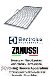 989211059 - lavasteenrooster L 600mm B 345mm Electrolux, Zanussi