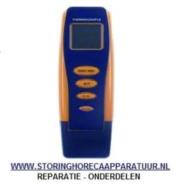 ST1800040 - Temperatuurmeter TC-9220 zonder voeler meeteenheid °C/°F -200 tot +1370°C