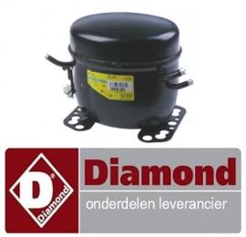 0916021010007 - COMPRESSOR VOOR DIAMOND HD706/P