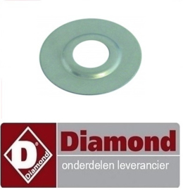 2780800902 - SLUITRING IN INOX L25 D.18- DIAMOND