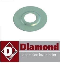 2780800902 - Sluitring onderste wasarm vaatwasser DIAMOND