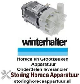 288500279 - Waspomp voor vaatwasser  WINTERHALTER