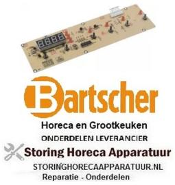 144402961 - Bedieningsprintplaat voor inductie apparaat GIC2030 met digitale weergave BARTSCHER