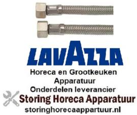 1231449218 - Slang met RVS flexibele mantel 2000 mm voor koffie machine LAVAZZA