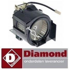085A490Y3050GP - Ventilator 220/240V 50Hz 25W magnetron DIAMOND NE1840