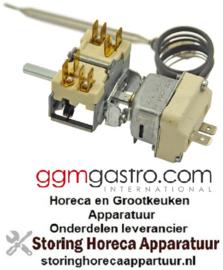 VE826390600 - Thermostaat instelbereik 105-185°C 1-polig 1NO 16A GGM GASTRO