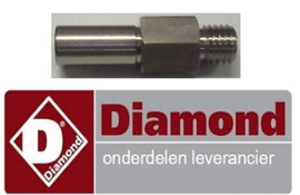 56869787 - Spindel onderste armen vaatwasser  DIAMOND DK7/2-NP